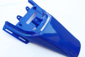 pitbike zadní blatník CRF50 modrý