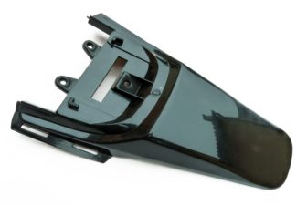 pitbike zadní blatník CRF50 černý