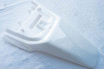 pitbike zadní blatník CRF50 bílý