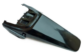 pitbike zadní blatník CRF70 černý