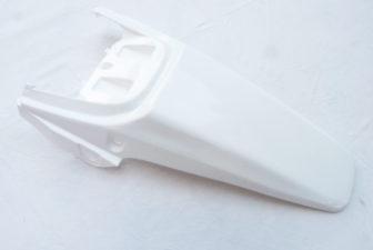 pitbike zadní blatník CRF70 bílý