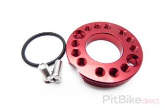 pitbike CNC směrová podložka příruby karburátoru 28mm