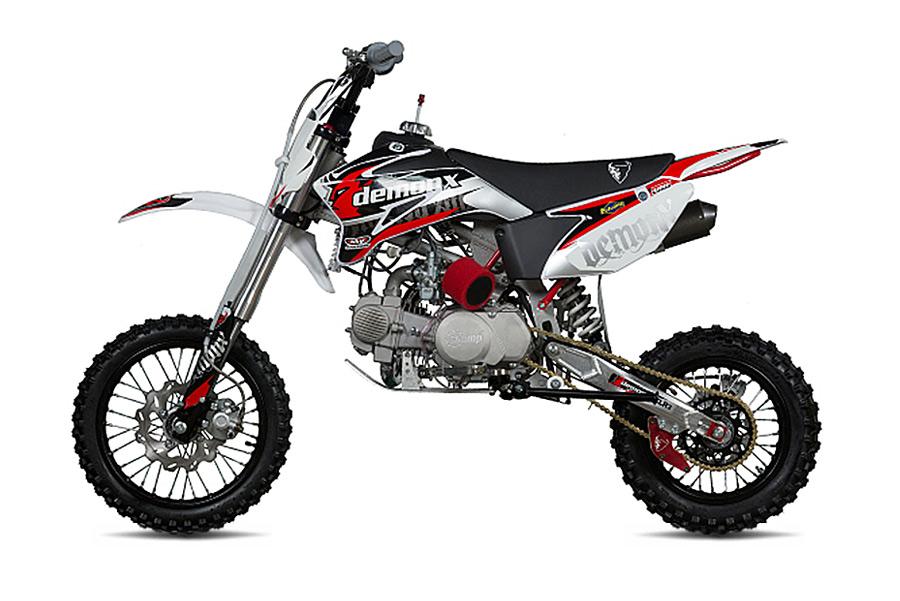 pitbike DemonX XLR2 140