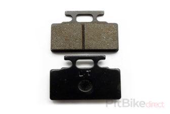 pitbike brzdové destičky typ 02