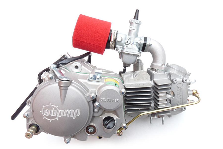 pitbike motor Stomp Detroit 170